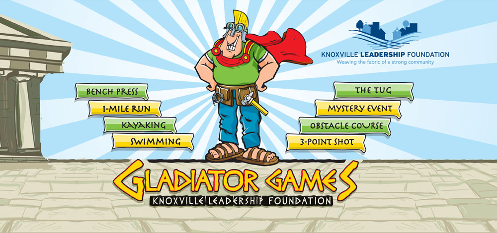 Gladiator Games Knoxville